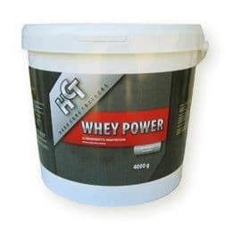 HCT Whey Power 4 кг FINNMAX (мешок)