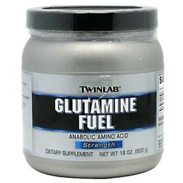 Glutamine Fuel Powder 500 грамм