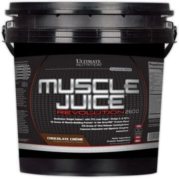 Muscle Juice Revolution 2600 5,04 кг Ultimate Nutrition