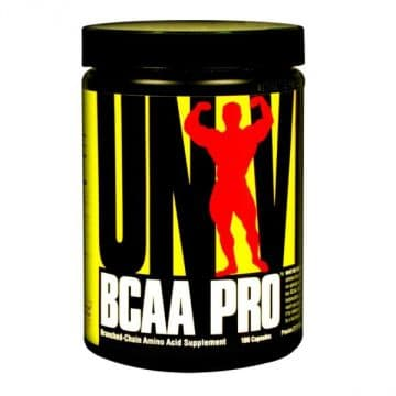 UN BCAA PRO 100 капсул