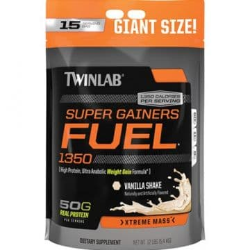 Super Gainers Fuel PRO 5,4 кг Twinlab