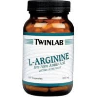 L-Arginine 500 мг (100 капсул)