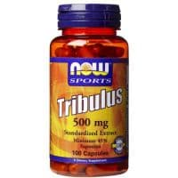 NOW Tribulus 500 100 капсул