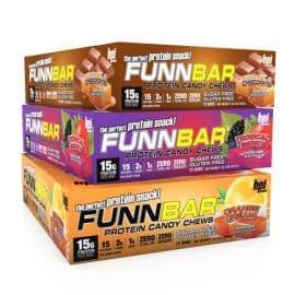 Протеиновые конфеты FUNNBAR 10 конфет