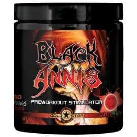 BLACK ANNIS 50 порций GOLD STAR