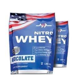 Протеин NITRO WHEY 910 грамм