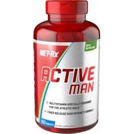 MET-RX ACTIVE MAN 90 таблеток (45 дней)