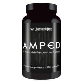 AMPED 100 капсул по 50 мг
