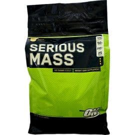 Serious Mass 5455 грамм Optimum Nutrition