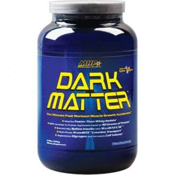 MHP Dark Matter NEW 1460 грамм (Новая улучшенная формула)