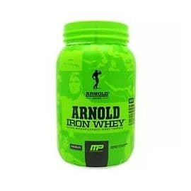 ARNOLD IRON WHEY 908 грамм (2LB) MusclePharm