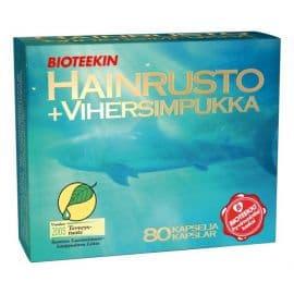 Акулий хрящ и зелёные мидии (80 капсул) BIOTEEKKI