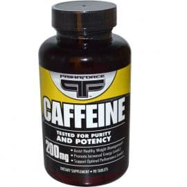 CAFFEINE 200 мг 90 таблеток PRIMAFORCE
