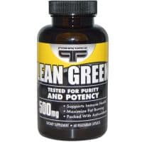 Lean Green Capsules 500 mg 60 капсул PRIMAFORCE