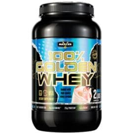 100% Golden Whey 908 грамм Maxler