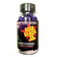 ASIA BLACK 100 капсул CLOMA PHARMA