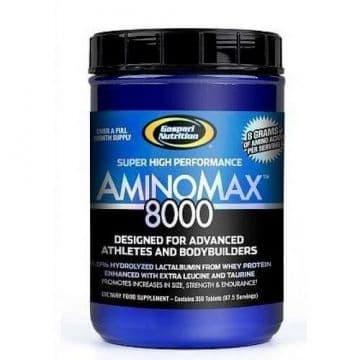 AminoMax 8000 350 таблеток