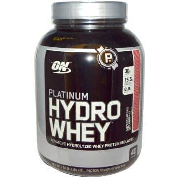 ON Platinum Hydrowhey 1590 г OPTIMUM NUTRITION
