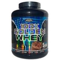 100% Golden Whey 2270 грамм Maxler