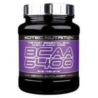 BCAA 6400 375 таблеток Scitec Nutrition