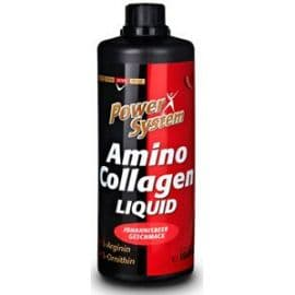 Amino collagen liquid 1000 мл Power System