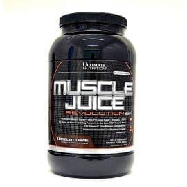 Muscle Juice Revolution 2600 2120 грамм Ultimate Nutrition