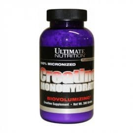 Creatine Monohydrate 300 г Ultimate Nutrition
