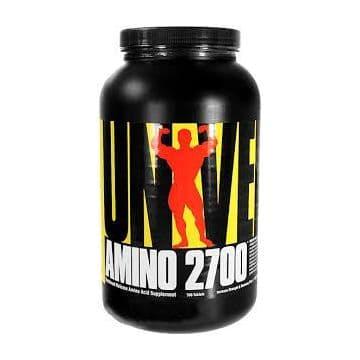 UN Amino 2700 700 таблеток Universal Nutrition