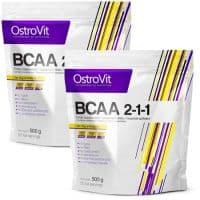 BCAA 2:1:1 500 грамм Ostrovit