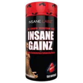 INSANE GAINZ 150 капсул INSANE LABZ