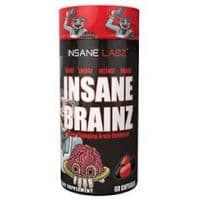 INSANE BRAINZ 60 капсул INSANE LABZ