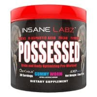 POSSESSED 221 грамм INSANE LABZ