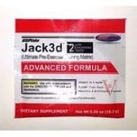 Jack3D ADVANCED FORMULA 1 порция USPLabs