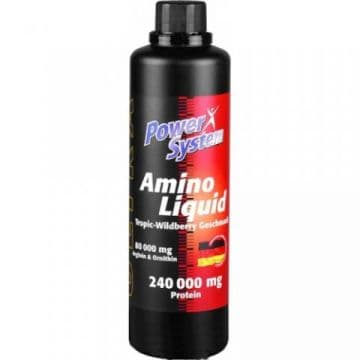 AMINO LIQUID 240 000mg 500 мл Power System
