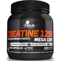 CREATINE 1250 Mega Caps 400 капсул Olimp