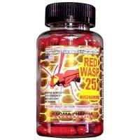 RED WASP 25 75 капсул CLOMA PHARMA