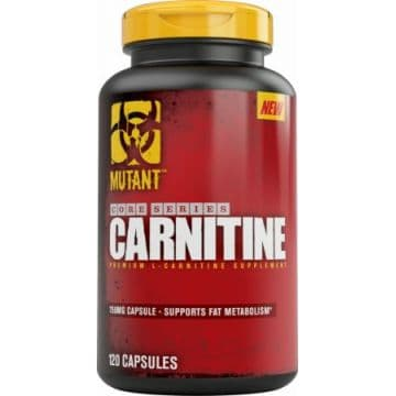 Mutant Core Series L-carnitine 120 капс. FitFoods