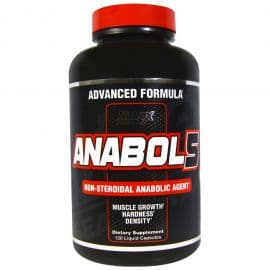 ANABOL5 120 капсул Nutrex