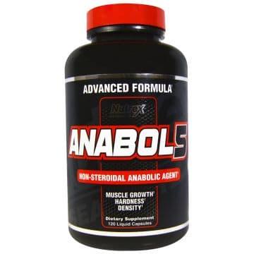 ANABOL5 120 капсул Nutrex