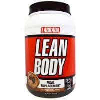 Lean Body 100%Whey 1873г Labrada Nutrition
