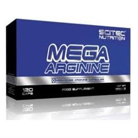 MEGA Arginine (Аргинин) 120 капсул (120 порций по 1300 мг)
