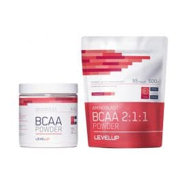 AminoBlast BCAA Powder 500 г Level Up