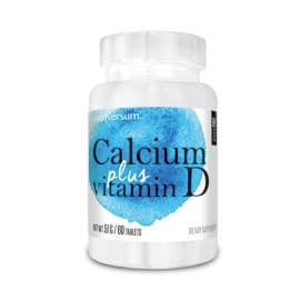 Calcium plus Vitamin D 60 таблеток Nutriversum