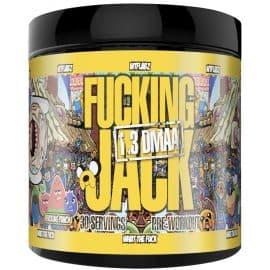 FUCKING JACK 60 порций WTF Labz