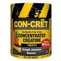 CON-CRET CONCENTRATED CREATINE в порошке (48 порций)