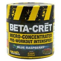 BETA-CRET PRE-WORKOUT INTENSIFIER 156,6 грамм (36 порций)