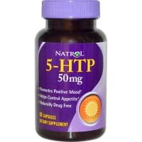 5-HTP 50 mg 60 капсул Natrol