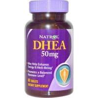 DHEA 50mg 60 таблеток Natrol