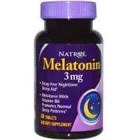 Melatonin 3mg 60 таблеток Natrol