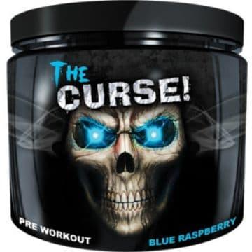 The Curse! Pre Workout Cobra Labs 250 г
